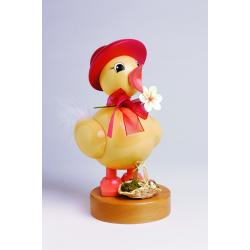 KWO - Frühlingsküken mit roten Hut