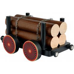 KWO - Hänger mit Langholz für Eisenbahn
