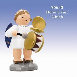 KWO - Engel mit Trommel und Schellen