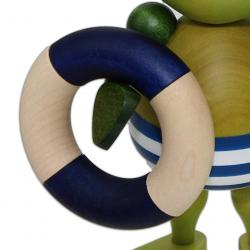 Drechslerei Martin - Schwimmring klein blau