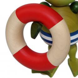 Drechslerei Martin - Schwimmring groß rot