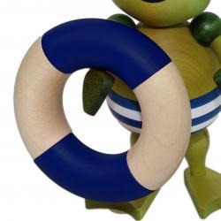 Drechslerei Martin - Schwimmring groß blau