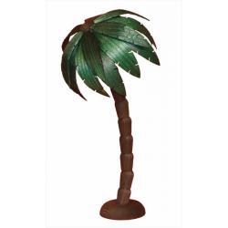 Ulmik - Palme gebeizt, ca. 25 cm