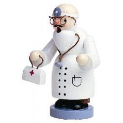 Gahlenz - Räuchermännchen Doktor