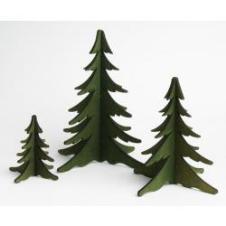 KWO - Baum grün 13 cm