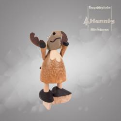 Hennig Figuren - Elch Pirouette