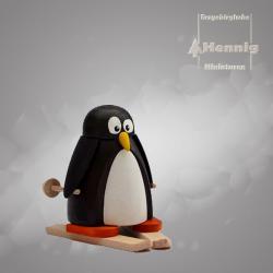 Hennig Figuren - Pinguin mit Ski
