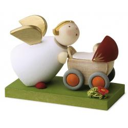Günter Reichel - Schutzengel mit Puppenwagen