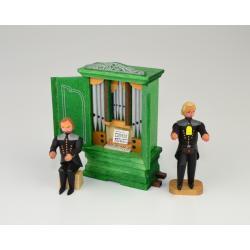 Walter Werner - Orgel für Betstube