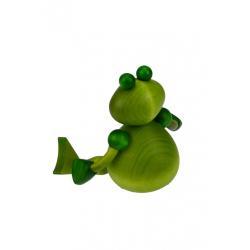Drechslerei Martin - Frosch Freddy der I. sitzend
