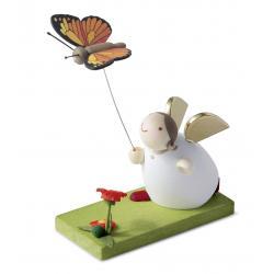 Günter Reichel - Schutzengel mit Schmetterling