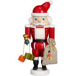 Seiffener Volkskunst eG - Nussknacker Weihnachtsmann