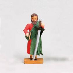 Walter Werner - Apostel Paulus mit Buch und Schwert