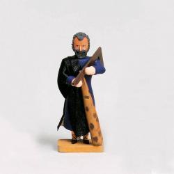 Walter Werner - Apostel Judas Thaddäus mit Keule und Winkel