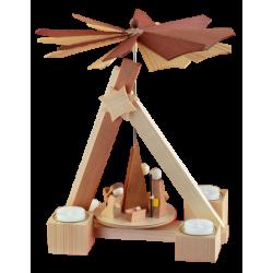 Ulmik - MODERN LINE Pyramide Geburt natur