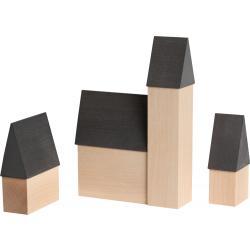 Seiffener Volkskunst eG - Miniaturen Stadtszene, 15cm