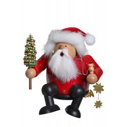 KWO - Räuchermann Kantenhocker Weihnachtsmann