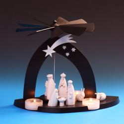 Schalling - Black Pyramide Christi Geburt mit den 3 Weisen