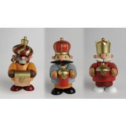KWO - Räuchermann Die heiligen drei Könige mini
