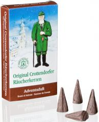 Crottendorfer Räucherkerzen - Adventsduft